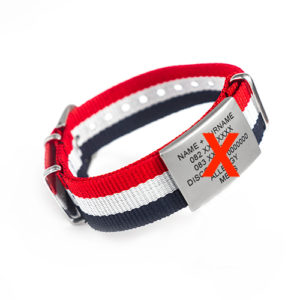 This REPLACEMENT NATO STRAP MULTIPLE COLOURS comes in a range of 4 timeless color combinations for you to choose from.